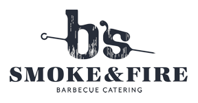 B's Smoke & Fire Logo